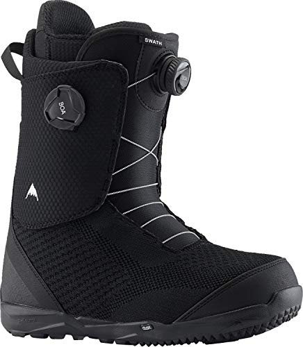 Burton Swath Boa Snowboard Boot Black 10.5