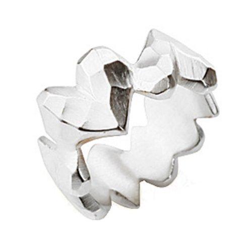 Drachenfels Design Damen-Ring 925 Sterling Silber Gr.52 (16.6) D HE 11/AG