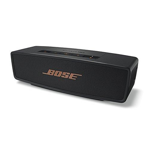 Bose SoundLink Mini II - Wireless Speaker Black
