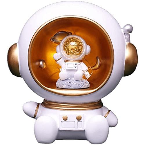 Hucha Decoración Billetes Y Monedas Ahorrar Dinero Dibujos Animados Astronauta Decoración Caja De Dinero Piggy Bank Para Monedas Piggy Bank Kids Piggy Bank Toy Bank Toy Para Niños Regalo De Cumpleaños