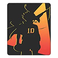 ハイキュー 日向翔陽 マウスパッド ゲーミングマウスパッド ラバー素材採用 FPSゲーム パソコン キャラクター 滑り止め 疲労低減 耐摩耗 かわいい グッズ