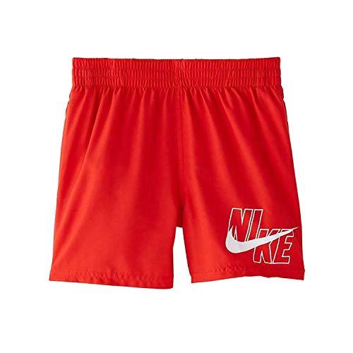 Nike 4 Volley-Shorts für Kinder XL Rot (University Red)