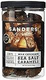 Sanders Milk Chocolate Sea Salt Caramels - 36 Oz. (2.25 lb) from