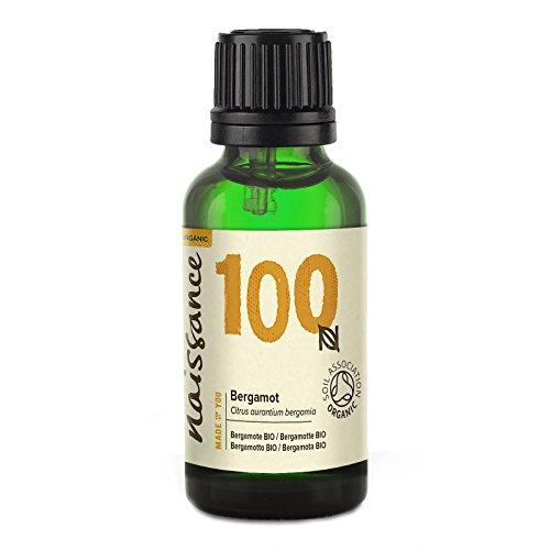 Naissance Bergamotte 30ml BIO zertifiziert 100% naturreines ätherisches Öl - furocumarinfrei