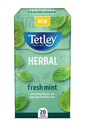 Tetley Fresh Mint Tea Bags