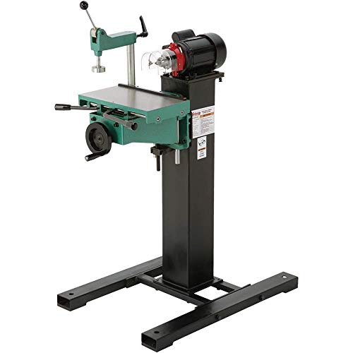 Why Choose Grizzly Industrial G0540 - Single Spindle Horizontal Boring Machine