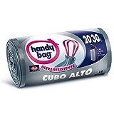 Handy Bag Bolsas de Basura 20-30L Cubos Altos, Extra Resistentes, No gotean 15 Bolsas