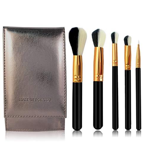 ZhangC Make-upkwastenset, multifunctionele cosmetische borstel-gezichtskwast, oogschaduwkwast, lippenkwast, make-up kwastenset, kwastjes voor wenkbrauwen, liner, cosmetica, make-up kwast
