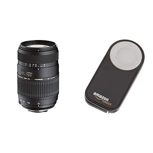Tamron A17NII - Objetivo para Nikon (70-300mm, f/4-5.6, Macro, AF, 62 mm) Color Negro +...