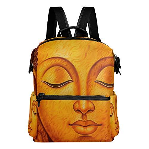 FANTAZIO mochila para niñas Buddha Daypack