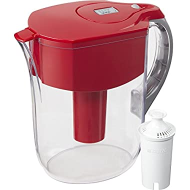 Brita Large 10 Cup Grand Water Pitcher with Filter - BPA Free - Multiple Colors