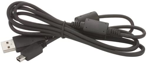 Motorola HKKN4027A RM Series CPS Programming Cable (Black)