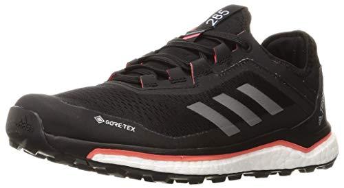 adidas Terrex Agravic Flow GTX W, Zapatillas de Running Mujer, NEGBÁS/Gricua/ROSSEN, 41 1/3 EU