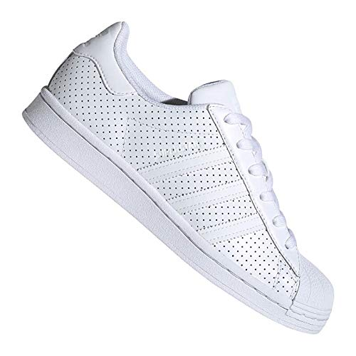 adidas Originals Superstar - Zapatillas para mujer, color blanco