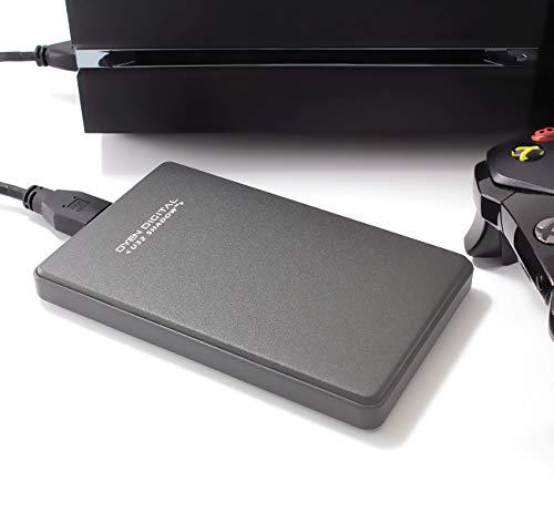 Oyen Digital U32 Shadow 4TB USB-C External Solid State Drive (SSD) for Xbox One/X/S