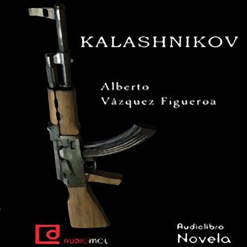 Kalashnikov audiobook cover art