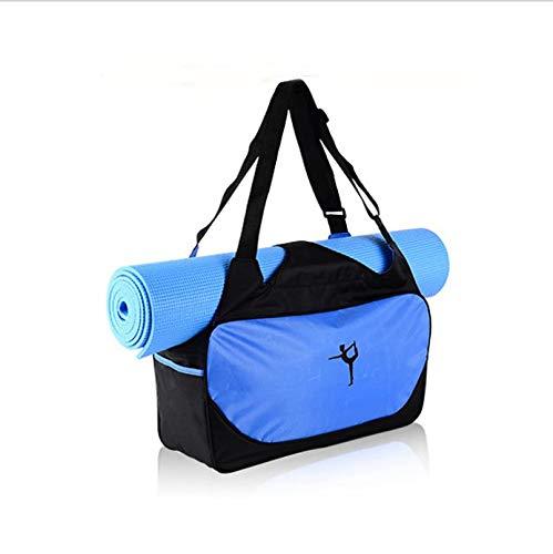 XITANG - Bolsa de yoga mate para yoga o fitness, gimnasio, bolsa de gimnasio, bolsa de yoga para yoga, bolsa de gimnasio, bolsa de gimnasio, bolsa de transporte impermeable
