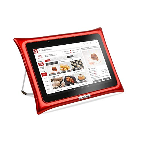 QOOQ - Tablette Culinaire Ultimate V5 - Tablette Android de Cuisine Écran 10 Pouces Tactile -...