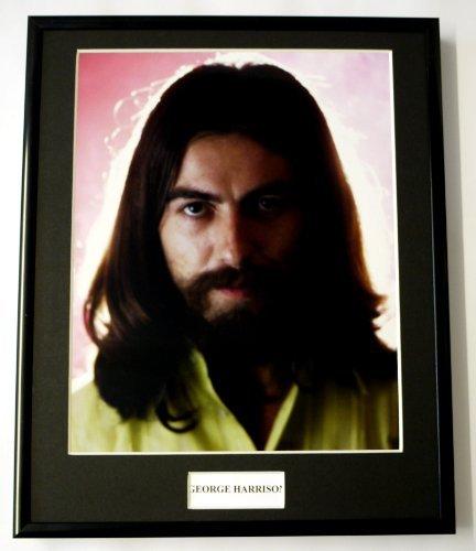 Framed Photo Foto incorniciata di George Harrison.