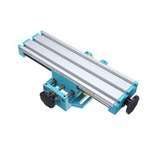 MASUNN Mini Precisie Freesmachine Werktafel Multifunctionele Boor Vise Armatuur Werktafel