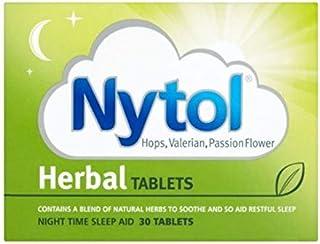 Nytol Herbal Tablets Night Time Sleep Aid 30 Tablets - 2