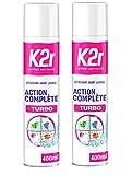 K2r - Smacchiatore avanti, lavaggio - aerosol - 400 ml