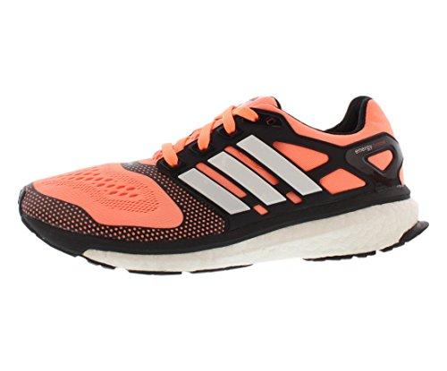 adidas Frauen Adizero Adios Boost Sportschuhe Orange Groesse 12 US /43 EU