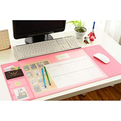 Tapis de bureau multiusage pour la maison/le bureau/les enfants/les filles roses de Tang