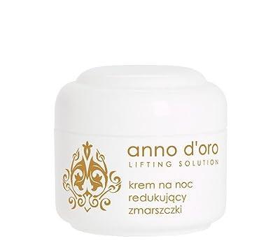 ZIAJA - ANNO D'ORO ANTI WRINKLE FACE NIGHT CREAM FOR MATURE SKIN 40+ - 50ml from Ziaja