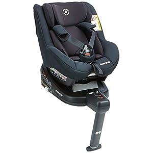 Maxi-Cosi Beryl, Silla coche Isofix Grupo 0+, 1, 2, contramarcha y reclinable, crece con el niño desde nacimiento hasta…