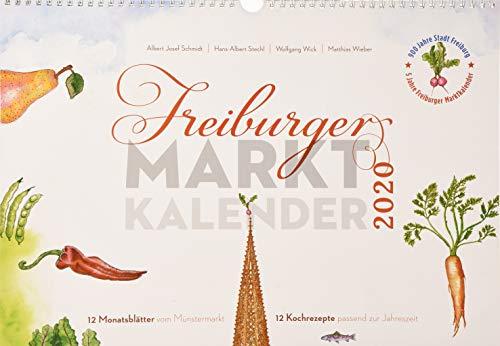 Freiburger Marktkalender 2020