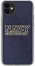 Skinit Clear Phone Case for iPhone 11 - Officially Licensed US Navy United States Navy Design