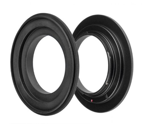 ayex Retroadapter/Umkehrring für Nikon 58mm