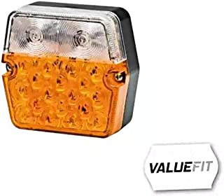 HELLA 2BE 357 023 001 Blinkleuchte   Valuefit   LED   12/24V   Anbau