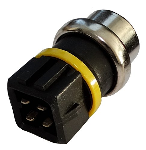 AERZETIX: Sensor de temperatura C19816 del liquido refrigerante compatible con 1331294 95VW10884AB 357919501A