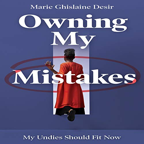Owning My Mistakes  By  cover art
