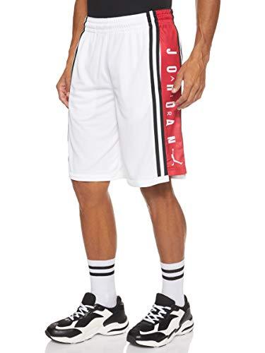 Nike Short Jordan BQ8392 BIA/Ros/Nero TG.S