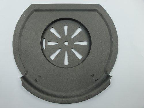 Nibe Contura Handöl Gusseisenerboden zu 600er-Serie 391186 bis Modelle Juni 2012