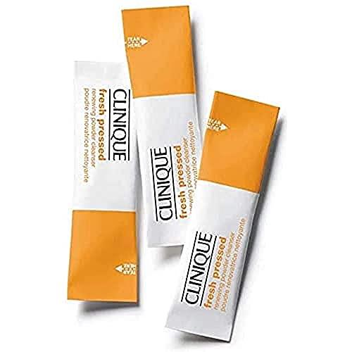Clinique Linea Fresh Pressed Detergente Viso in Polvere alla Vitamina C, 28 Giorni - 200 ml