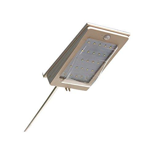 JCM zonnelamp in de open lucht leidde menselijke lichaaminductie fotovoltaïsche automatische heldere terraslichtstraatlantaarn muursoort paal dubbeldoel ZJ