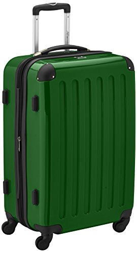 Hauptstadtkoffer - Maleta rígida con cierre TSA, color verde, talla...