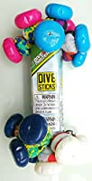 Diving Masters Dive Sticks (8 Pack)
