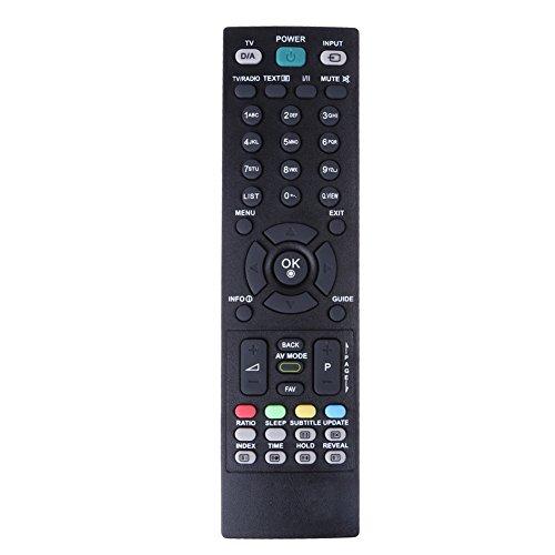 Mando a Distancia Universal de Repuesto para LG LCD TV configuración sin Controlador para LG AKB33871407/AKB33871401/AKB33871409/AKB33871410/AKB33871420/MKJ32022820