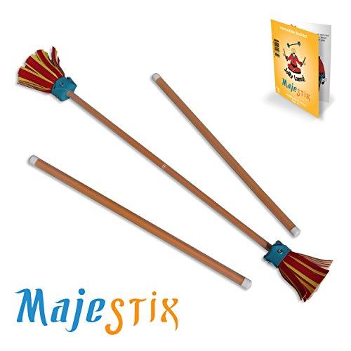 rubber devil sticks - 6
