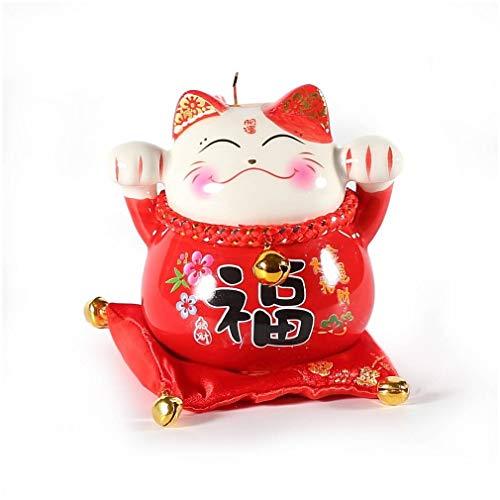 lachineuse Maneki Neko - Hucha de Gato japonés