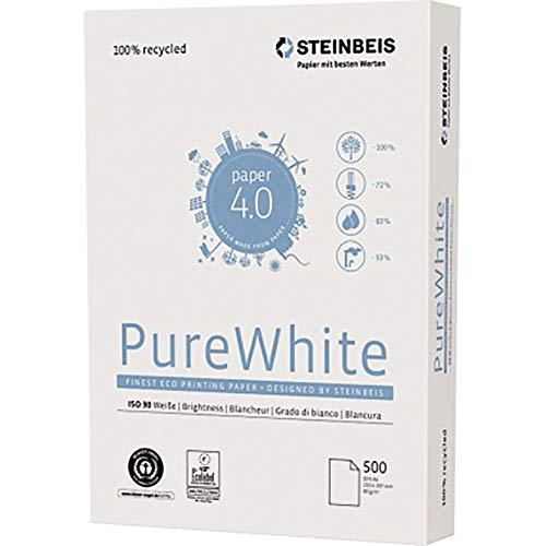 Preisvergleich Produktbild STEINBEIS Steinbeis Pure White Rc A4