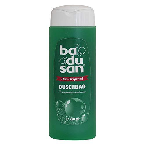 badusan Duschbad Das Original 250 ml Duschgel Pflegedusche Körperpflege Showergel