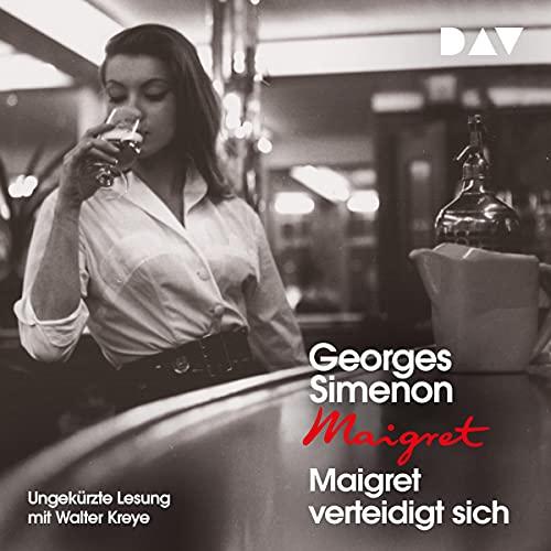 Maigret verteidigt sich Titelbild