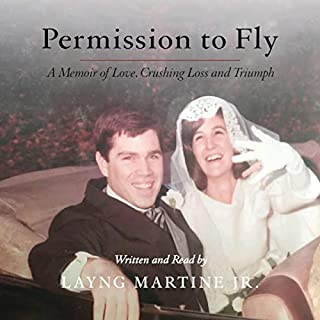 Permission to Fly audiobook cover art