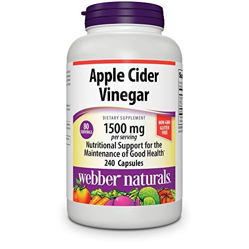 Best Natural Apple Cider Vinegar Pills